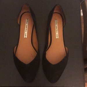 & Other Stories Black Flats Size 37